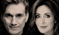 *Marina Prior and David Hobson 'The 2 of Us' at Wagga Civic Theatre