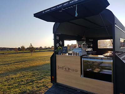 Infuso event supplier in Wagga Wagga