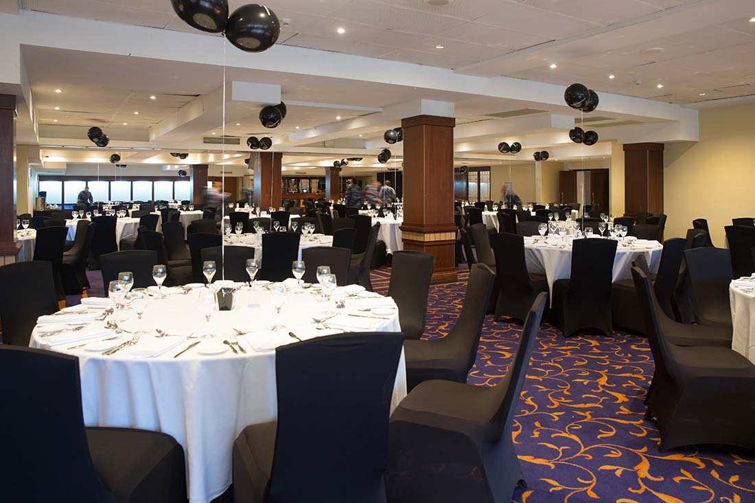 Function setup at the Wagga RSL Club