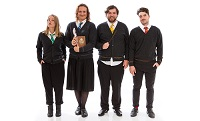 Improvised Potter at the Wagga Civic Theatre