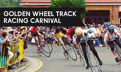 Golden Wheel Track Racing Carnival, Wagga Wagga