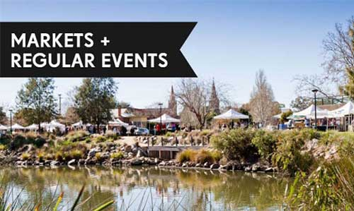 Markets and regular events, Wagga Wagga