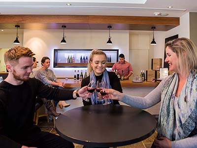 Charles Sturt University Boutique Winery event venue in Wagga Wagga