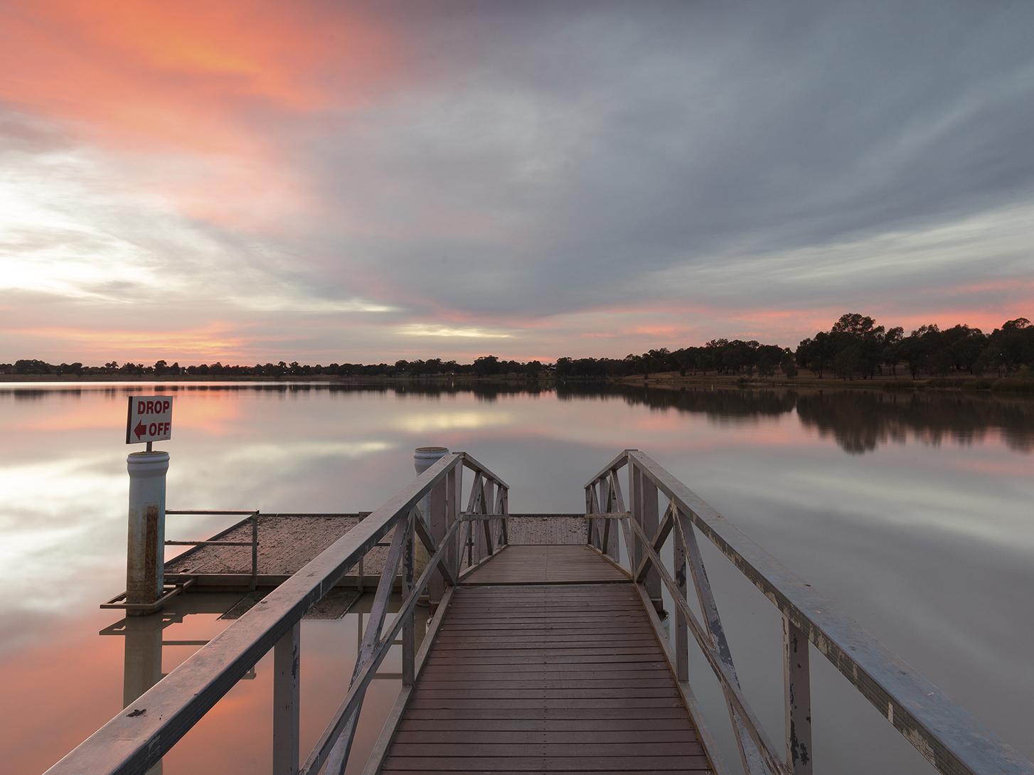 Lake Albert boat ramp