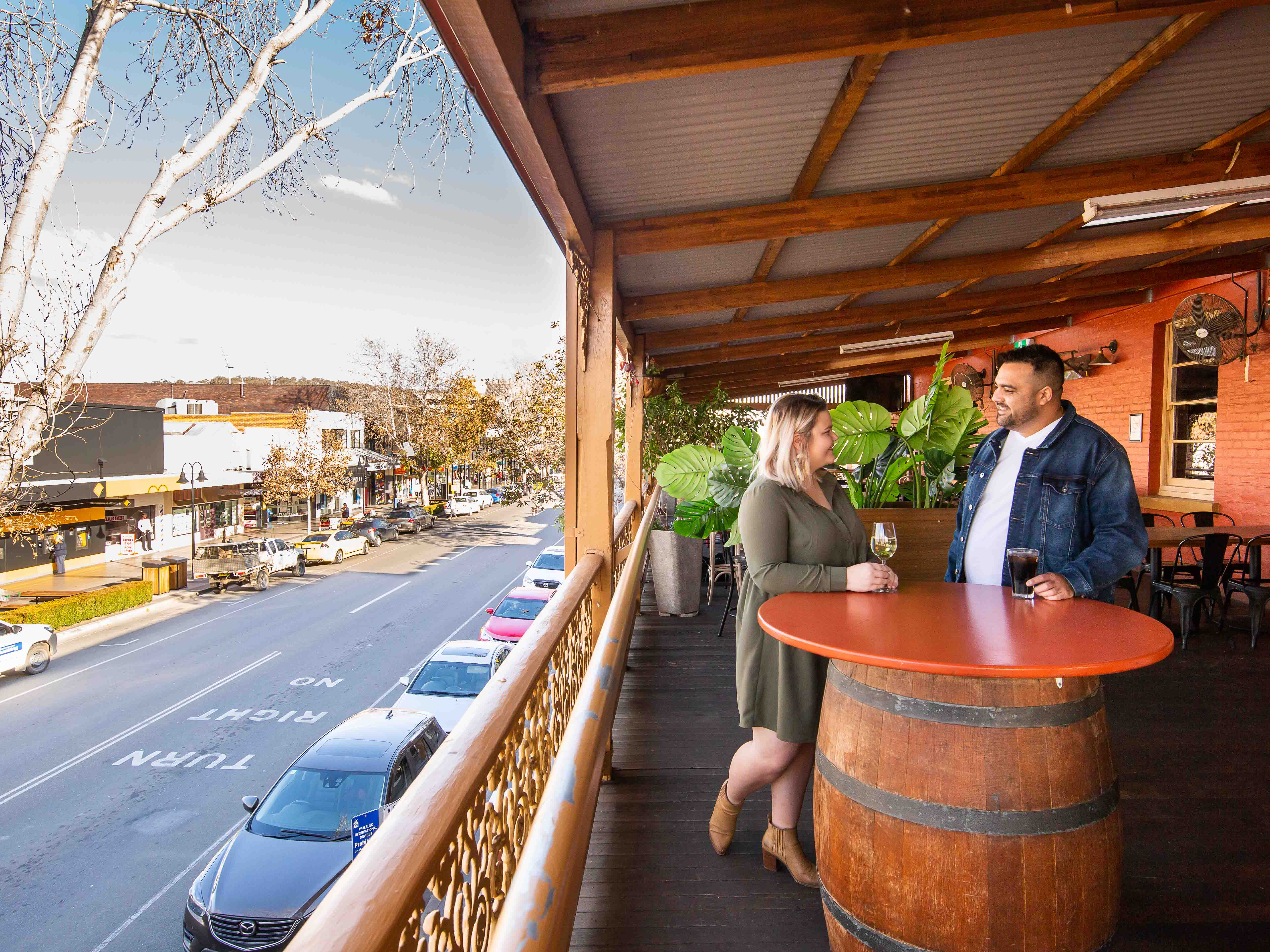 Dining Out in Wagga Wagga