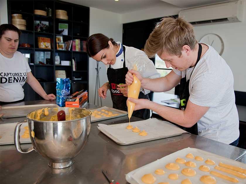 Cooking class at Food I Am near Wagga Wagga