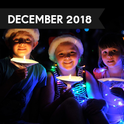 December 2018 events in Wagga Wagga