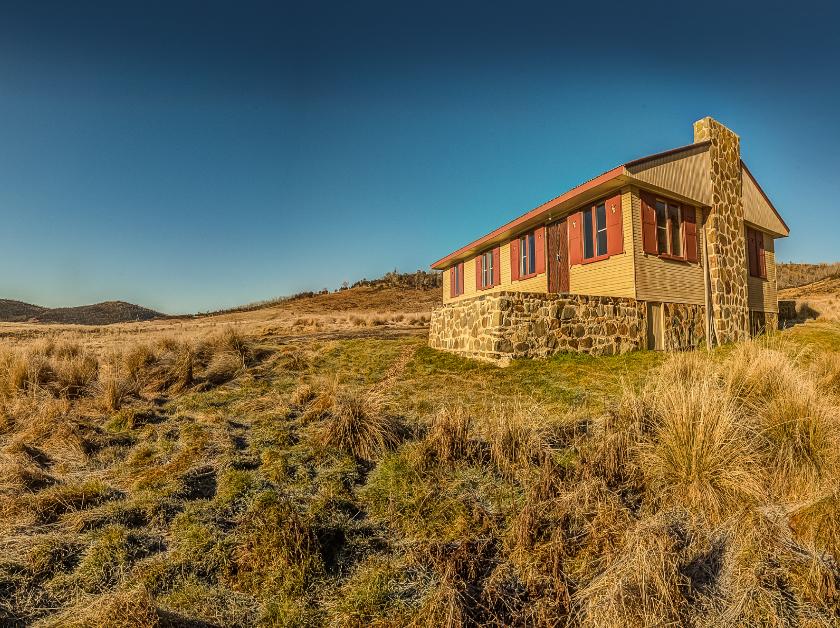 Wolgals Hut