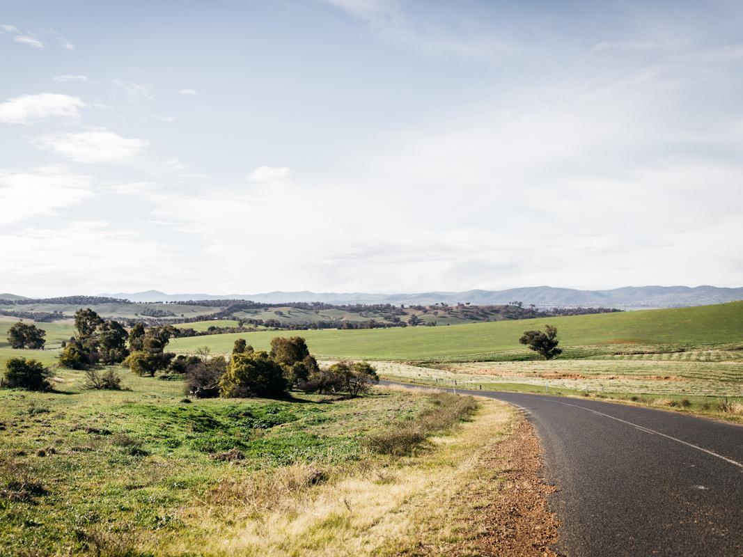 Road tripping to Wagga Wagga