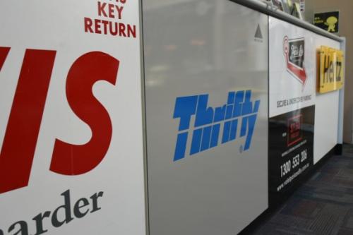 Thrifty car hire, Wagga Wagga