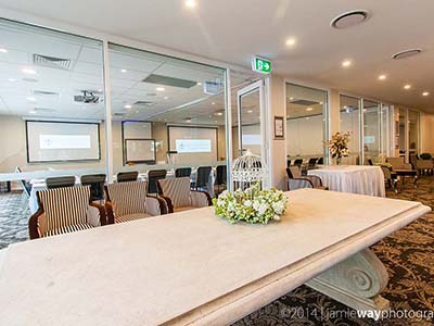 International Hotel event venue in Wagga Wagga