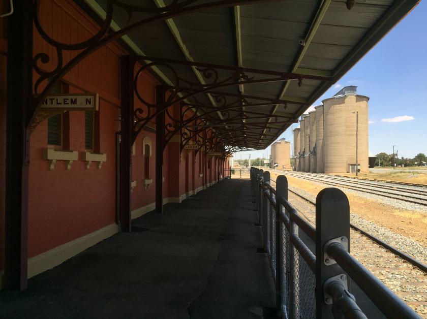 Railway Temora