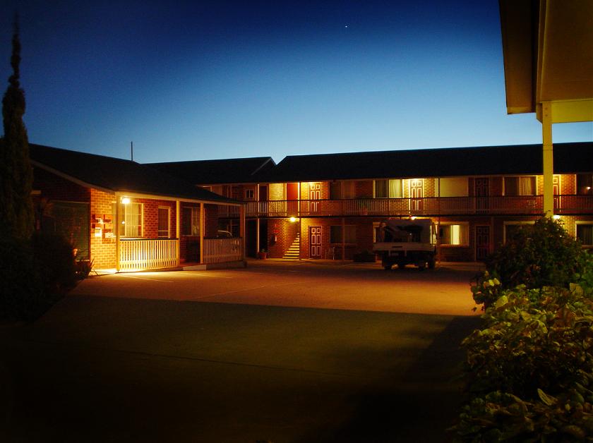 Image: The Crossing Motel