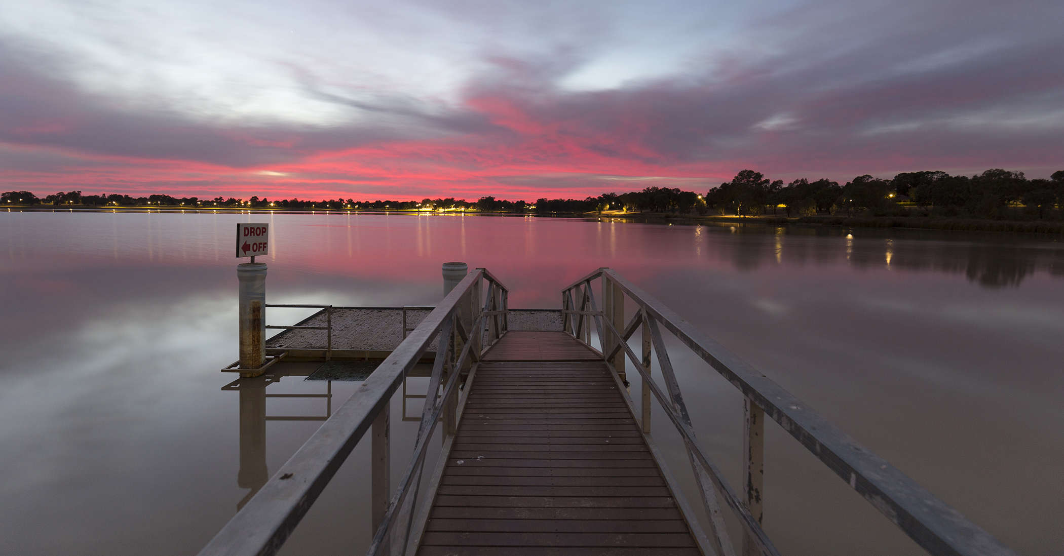 Lake Albert in Wagga Wagga