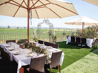 Cottontails event venue in Wagga Wagga