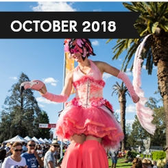 October 2018 events in Wagga Wagga