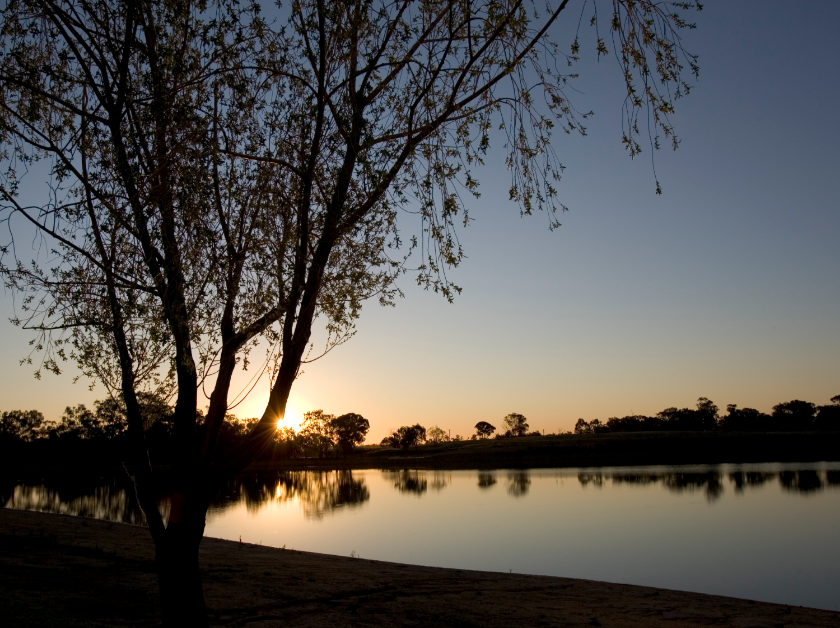 Image: Lake Centenary Temora