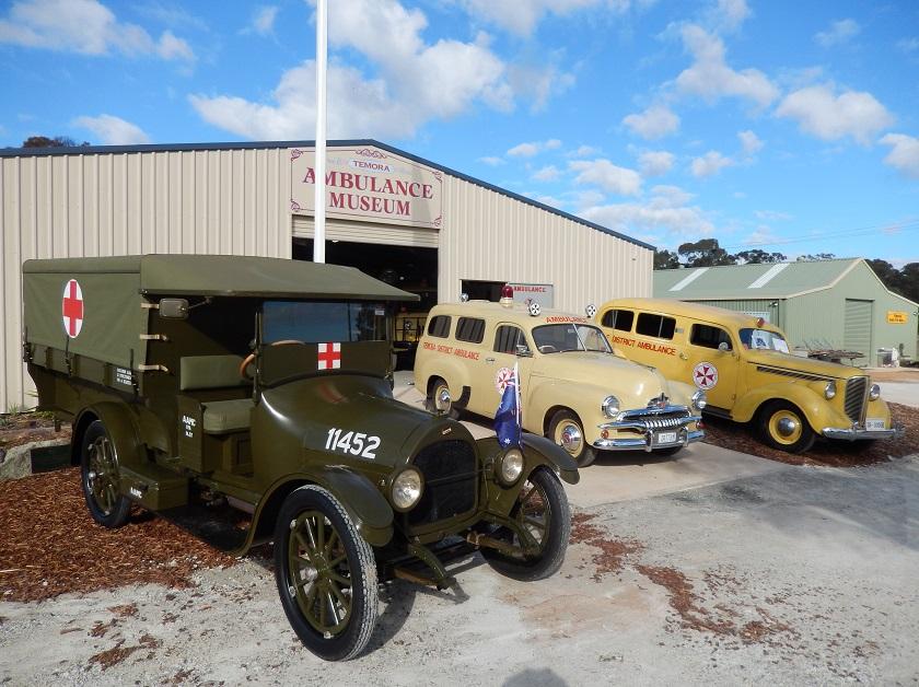 Temora Rural Museum, near Wagga Wagga