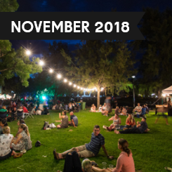 November 2018 events in Wagga Wagga