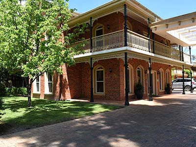Carlyle Suites and Apartments event venue in Wagga Wagga