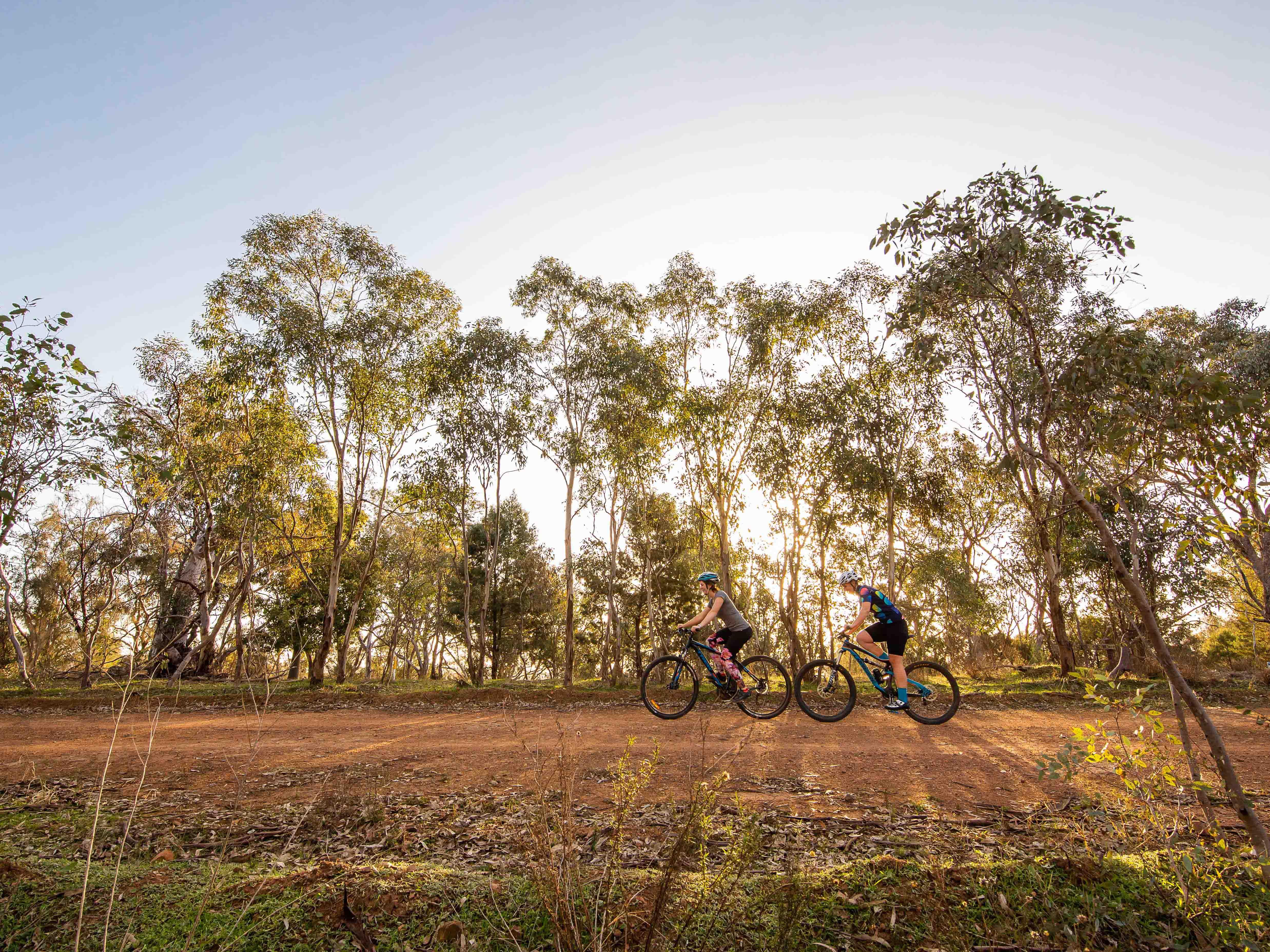 Cycling in Wagga Wagga