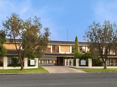Garden City Motor Inn event venue in Wagga Wagga