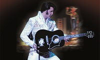 Elvis at the Civic Theatre Wagga