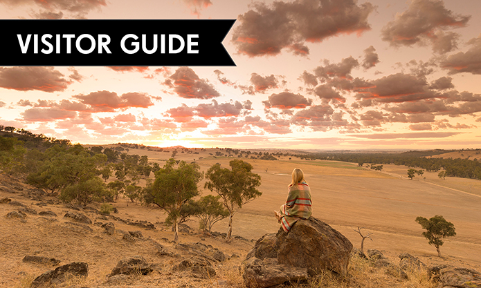 Wagga Wagga + Surrounds Visitor Guide 2018/19