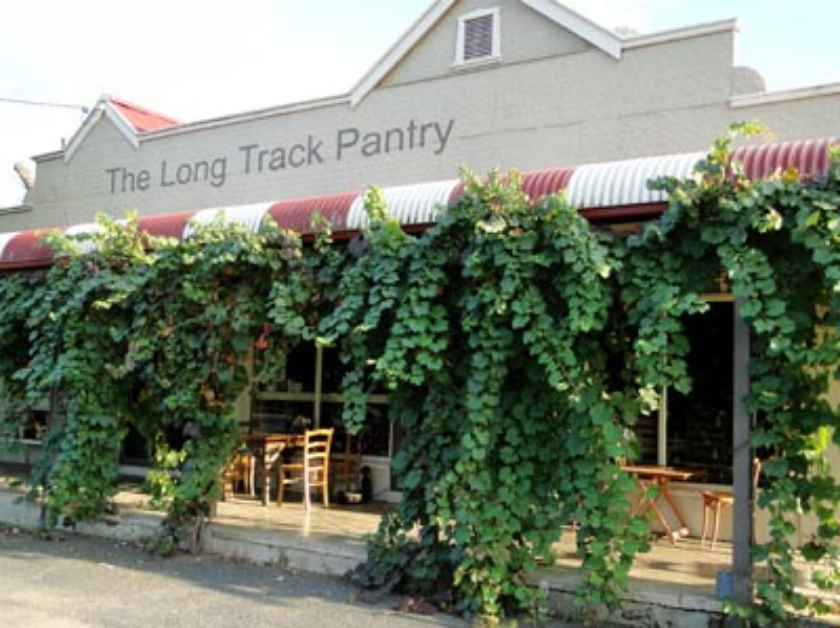 The Long Track Pantry