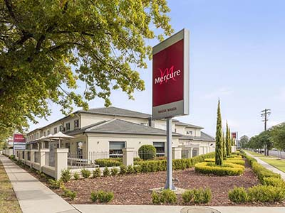 Mercure event venue in Wagga Wagga