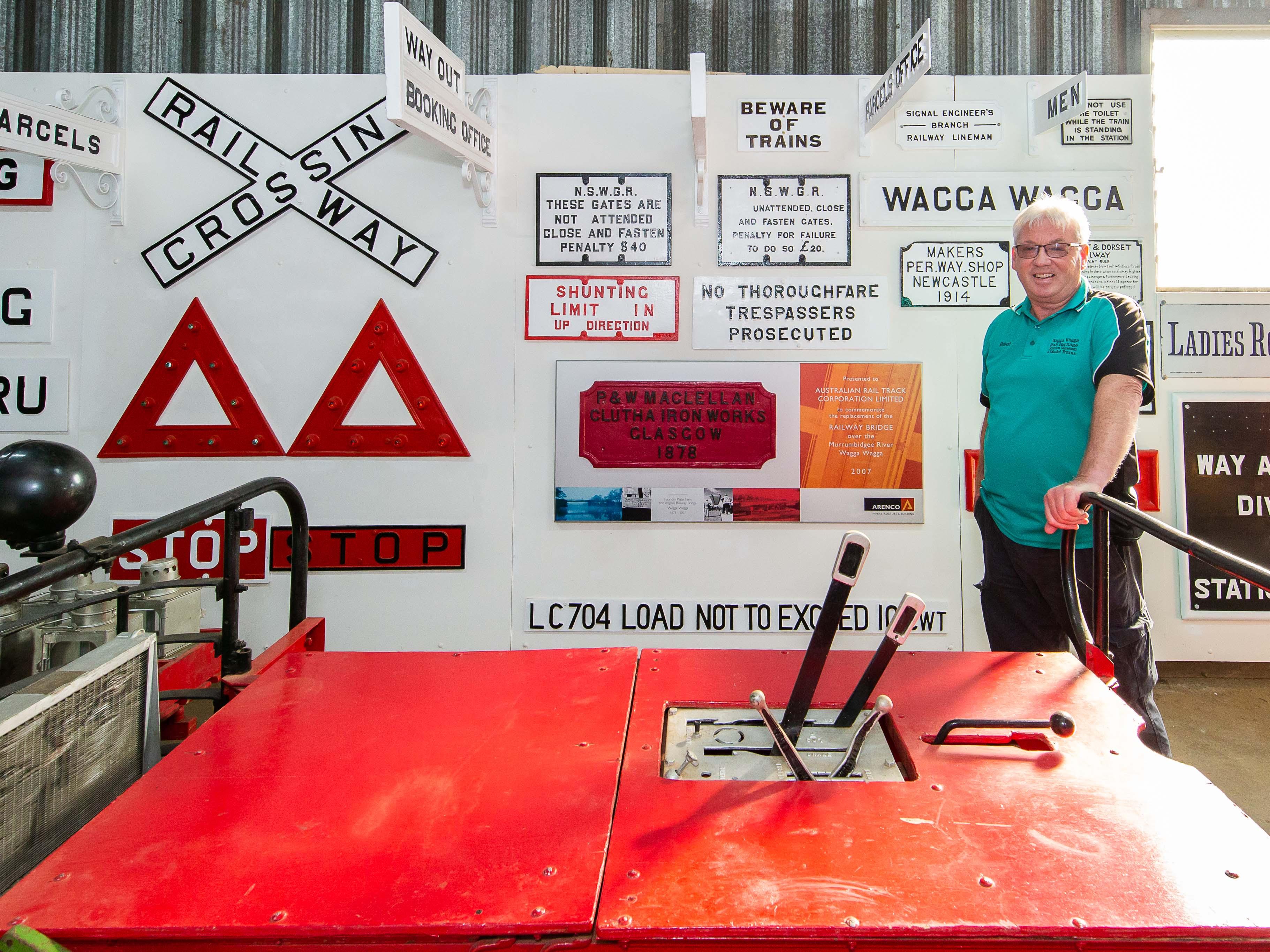 Wagga Wagga Rail Heritage Museum