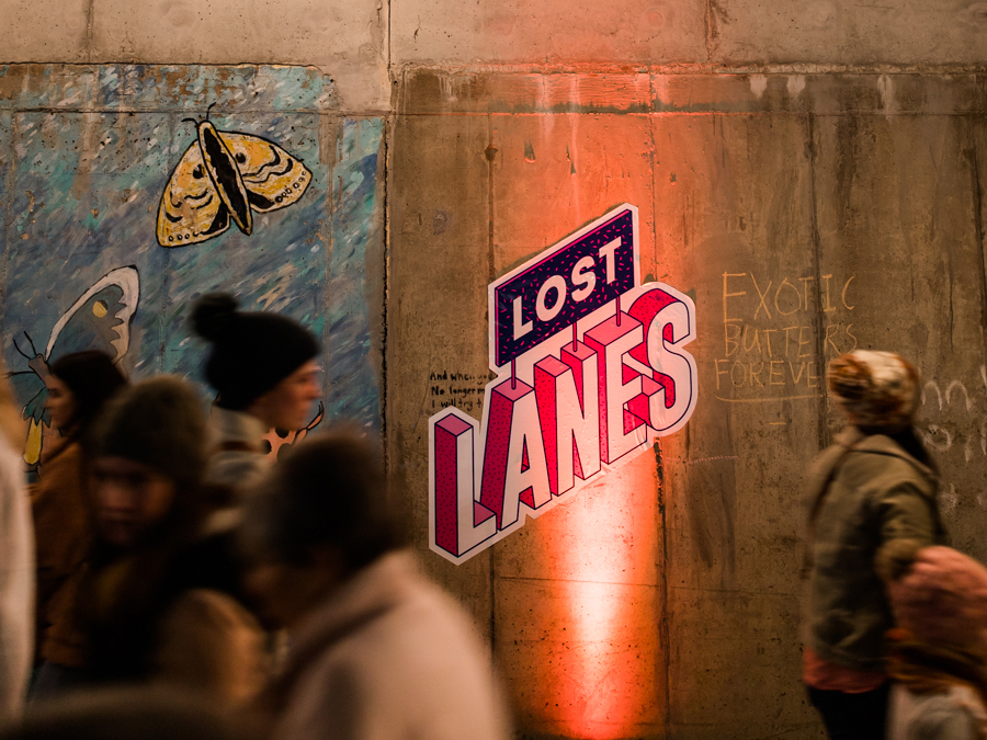 Lost Lanes winter micro festival in Wagga Wagga
