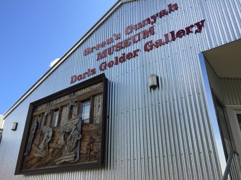 Image: Greens Gunyah Museum - Lockhart