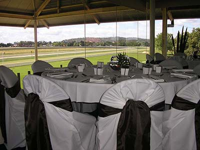 Murrumbidgee Turf Club event venue in Wagga Wagga