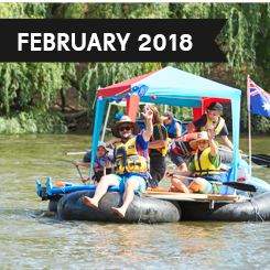 February 2018 Events Wagga